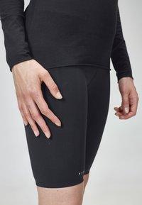 MOROTAI - Long sleeved top - black - 4