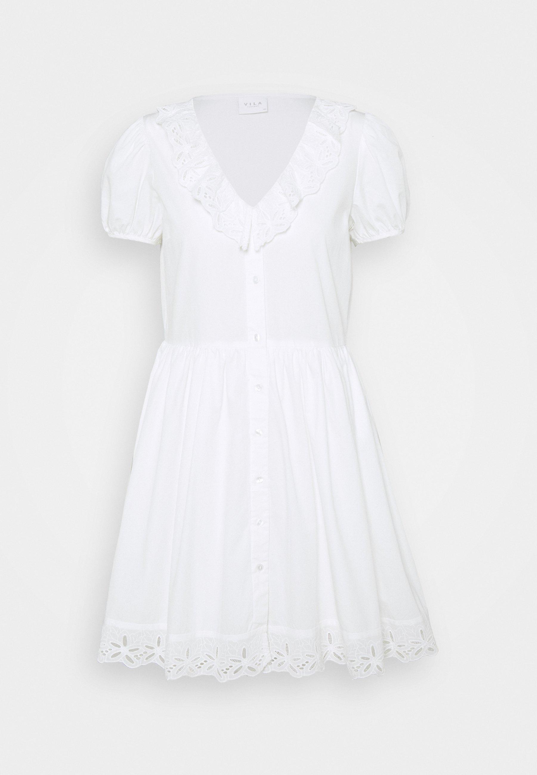 Women VICILLIE DRESS PETITE - Shirt dress