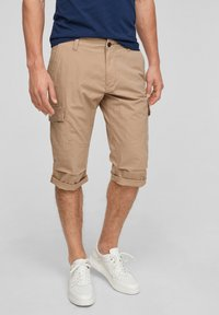 s.Oliver - Shorts - brown - 0