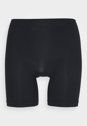 SEAMLESS BIKER HIGH - Boxerky - black
