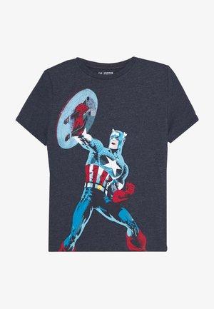 BOY - T-shirt print - navy heather
