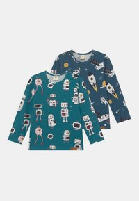 Walkiddy - UNISEX - Long sleeved top - multi-coloured - 0