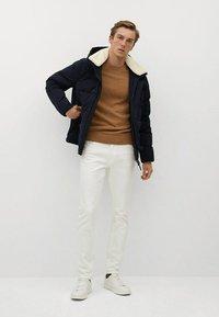 Mango - COTY - Winter jacket - donkermarine - 1