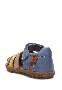 Naturino - SEE - Baby shoes - blau/gelb/grau - 2