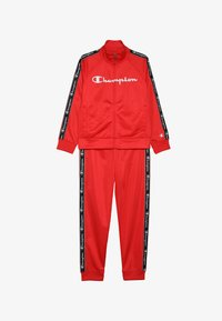 Champion - BACK TO SCHOOL TRACKSUITS FULL ZIP  - Tracksuit - red - 5