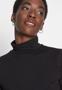 Anna Field - BASIC - Maglietta a manica lunga - black - 4