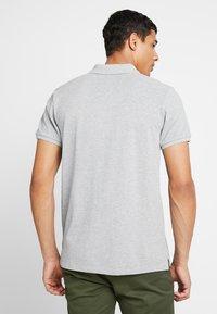Scotch & Soda - CLASSIC CLEAN - Poloshirt - grey melange - 2