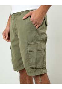 Threadbare - MANCHESTER - Shorts - grã¼n - 3