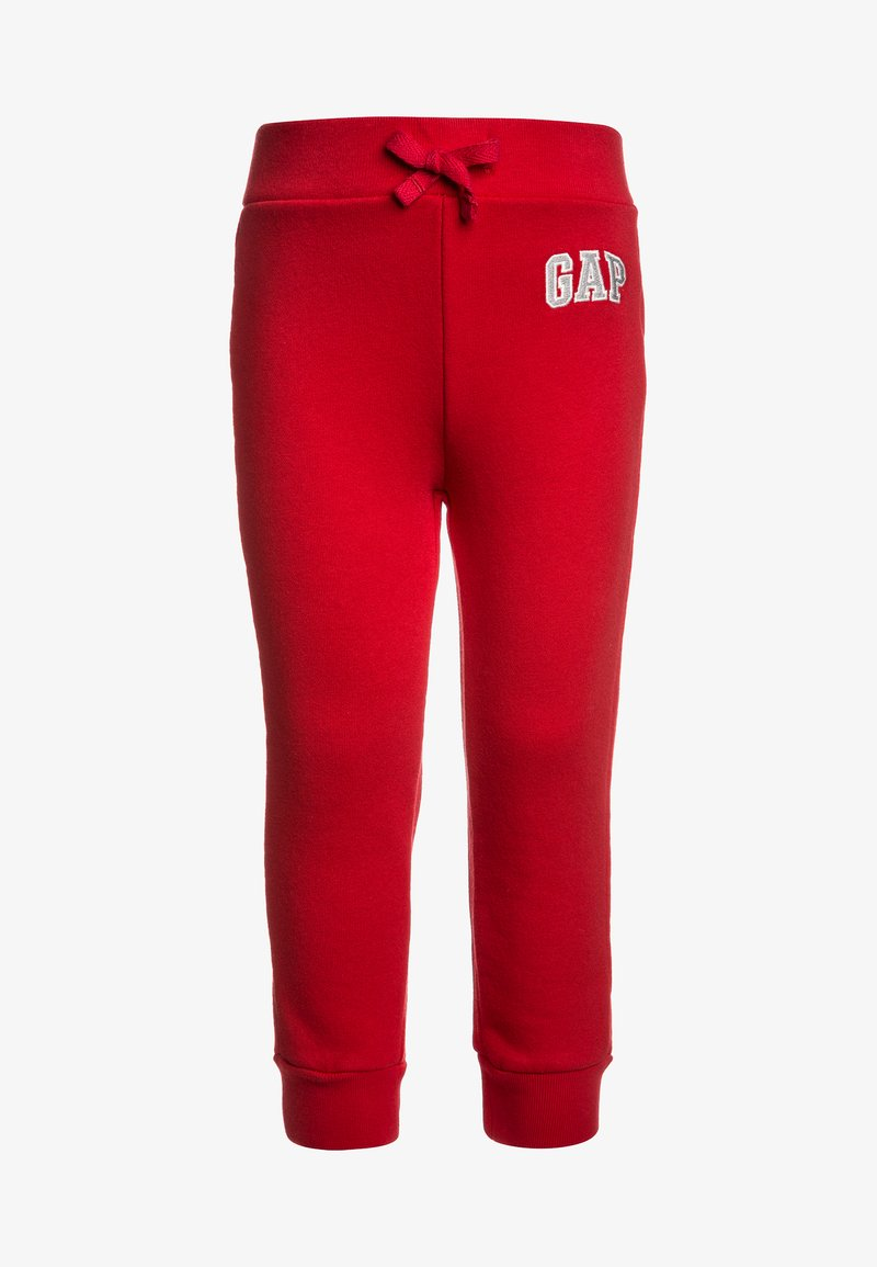 GAP - TODDLER BOY LOGO - Trousers - red wagon