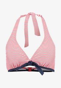 Bikini top - red/white