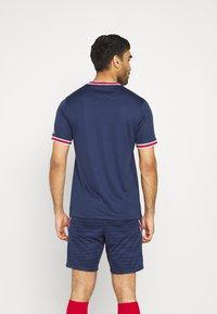 Nike Performance - PARIS ST. GERMAIN  - Club wear - midnight navy/university red/white - 2