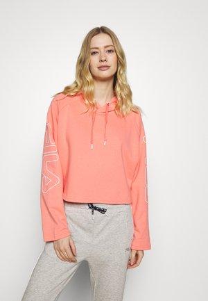 LEANNA - Hoodie - shell pink