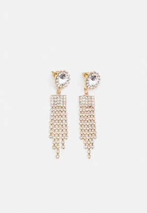 PCKEBIE EARRINGS - Oorbellen - gold-coloured