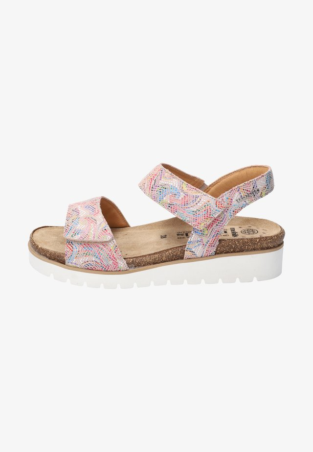 Sandals - multicolor