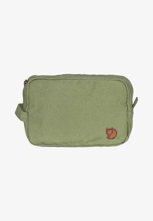 GEAR - Wash bag - green