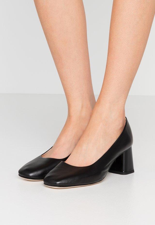 MARLOW - Classic heels - noir