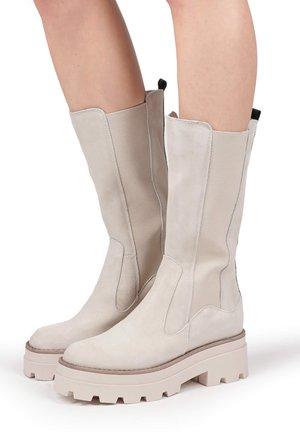 Boots - panna