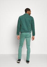 Samsøe Samsøe - LAUST JACKET - Summer jacket - sagebrush green - 2