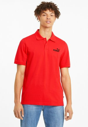 ESSENTIALS PIQUE  - Polo shirt - high risk red