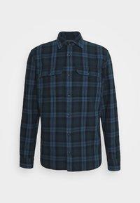 OVERSHIRT - Košile - vintage indigo