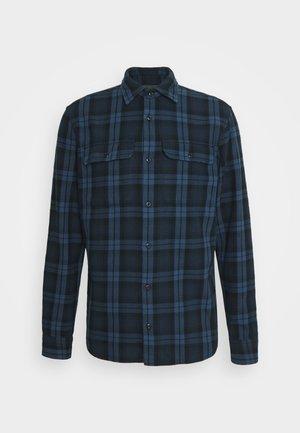 OVERSHIRT - Skjorta - vintage indigo