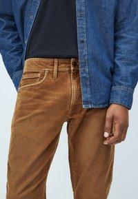 Pepe Jeans - Straight leg jeans - marrón tan - 3