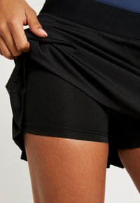adidas Performance - CLUB LONG SKIRT - Sports skirt - black - 4