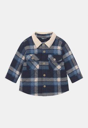 PLAID  - Winter jacket - new blue jay