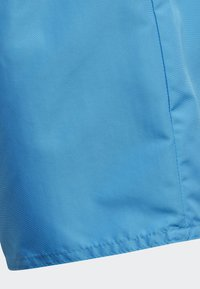 adidas Performance - BADGE OF SPORT PRIMEGREEN REGULAR SWIM SHORTS - Swimming shorts - blue - 4