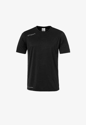 Sports shirt - schwarzweiss
