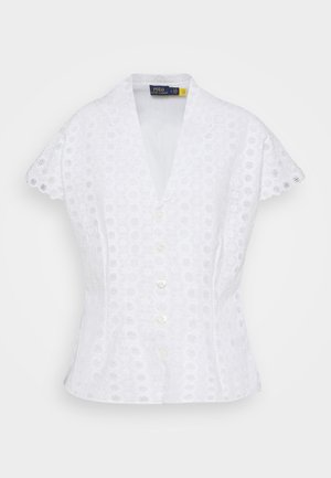 VINTAGE - Blouse - white