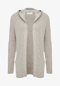 Pier One - Cardigan -  mottled beige - 3