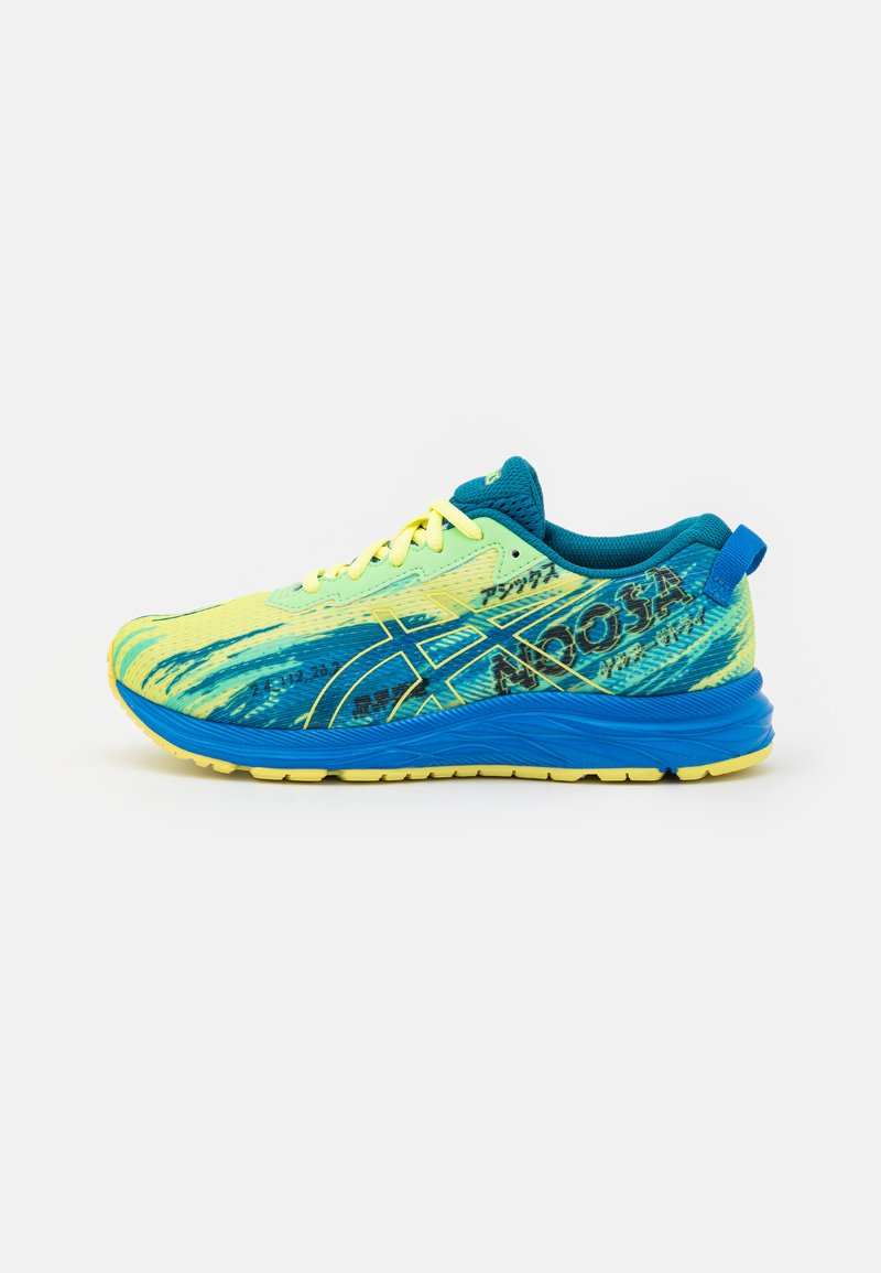 ASICS - GEL-NOOSA TRI 13 UNISEX - Competition running shoes - glow yellow