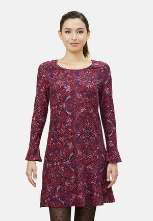 LA FIANCÉ DU MEKONG  - Jersey dress - dark purple