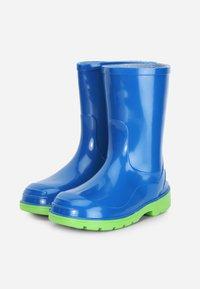 Ladeheid - Wellies - blue/green - 1
