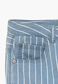 Benetton - Straight leg jeans - light-blue denim