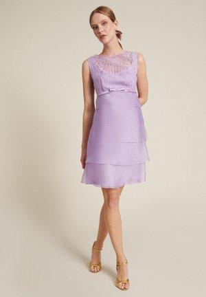PREMESSA - Cocktail dress / Party dress - lilla/lilla/lilla