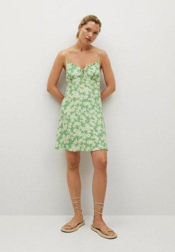 Day dress - groen