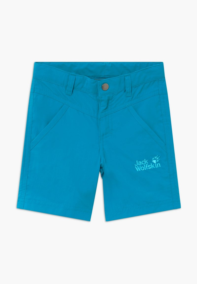 Jack Wolfskin - Sports shorts - blue reef