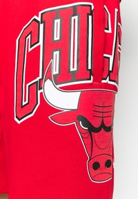 Nike Performance - NBA CHICAGO BULLS SHORT - Squadra - university red/black/white - 4