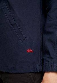 Quiksilver - GARRO  - Summer jacket - navy - 7