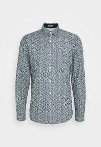 SLHSLIMTYLER  - Shirt - dark blue