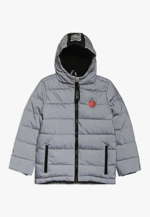 REFLECTIVE KID - Winter jacket - silver