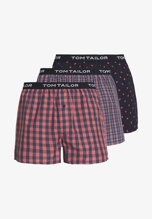 3 PACK - Boxershorts - black/pink/blue