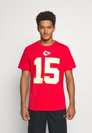 NFL KANSAS CITY CHIEFS PLAYER ESSENTIAL  - Club wear - university red