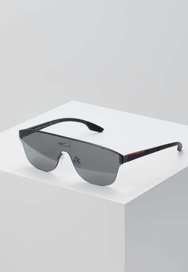 Solglasögon - gunmetal/grey mirror silver