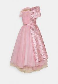 MOSCHINO - DRESS - Společenské šaty - pink - 1