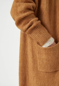 PULL&BEAR - Kardigan - mottled brown - 3