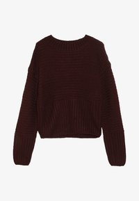 New Look 915 Generation - Sweter - bordeaux - 3