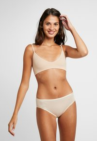 Cotton On Body - SEAMFREE BRALETTE 2 PACK - Top - latte